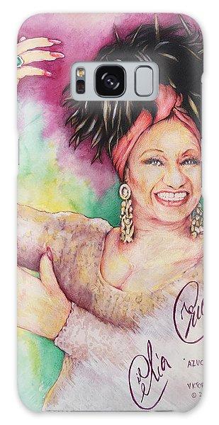Azucar Celia Cruz Galaxy Case