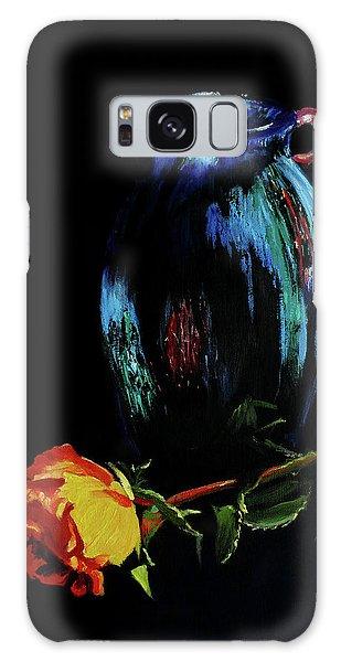 Azure Amphora Vase  Galaxy Case