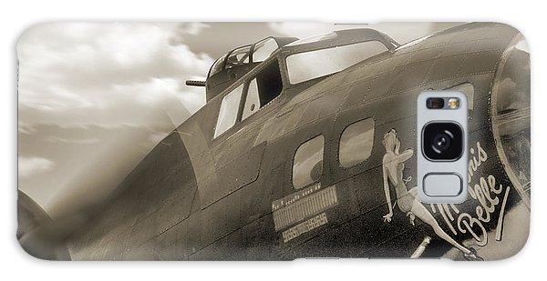 Bomber Galaxy Case - B - 17 Memphis Belle by Mike McGlothlen