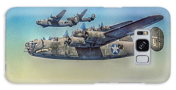 Bomber Galaxy Case - B-24 Liberator Bomber by Randy Steele