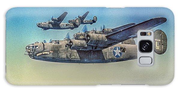 B-24 Liberator Bomber Galaxy Case
