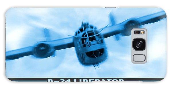 Bomber Galaxy Case - B-24 Liberator by Mike McGlothlen