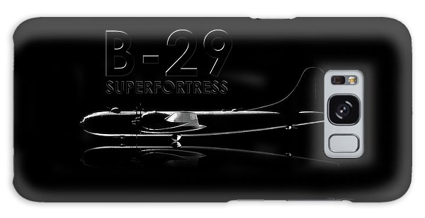 B-29 Superfortress Galaxy Case by David Collins