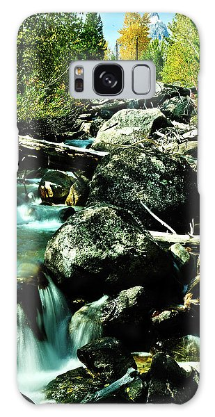 Babbling Brook Galaxy Case