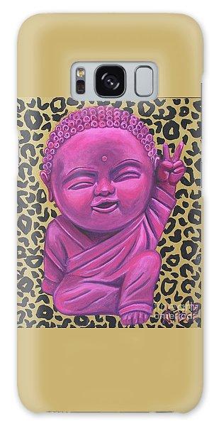 Baby Buddha 2 Galaxy Case