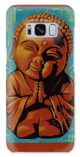 Baby Buddha Galaxy Case