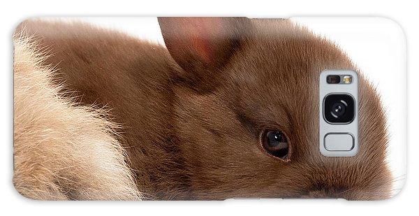 Baby Bunny  #03074 Galaxy Case