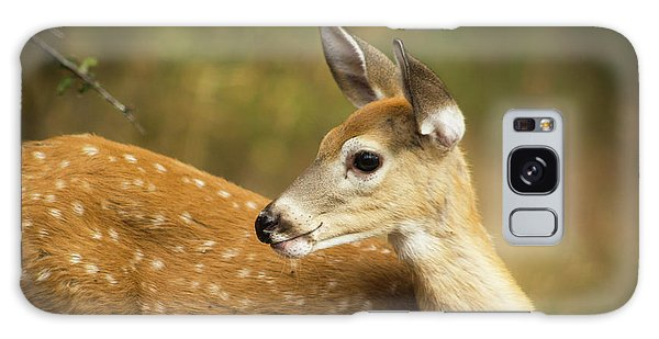 Baby Deer Galaxy Case