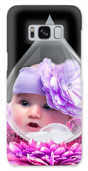 Baby Dewdrop Galaxy Case