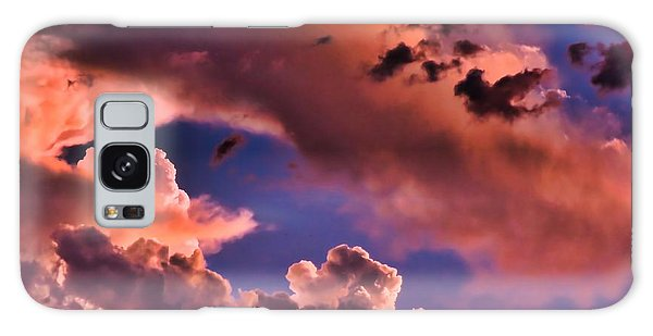 Baby Dragon's Fledgling Flight Galaxy Case