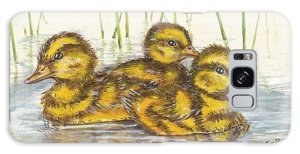 Baby Ducks For Ma Galaxy Case