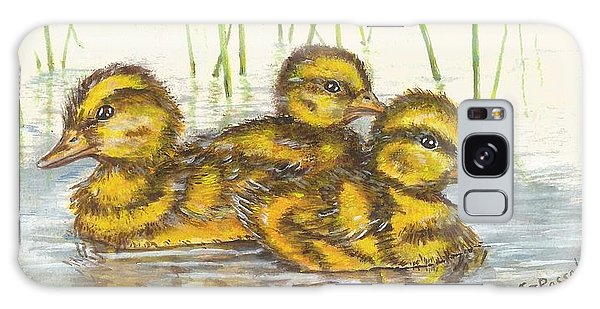 Baby Ducks For Ma Galaxy Case