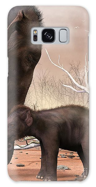 Baby Elephant Galaxy Case