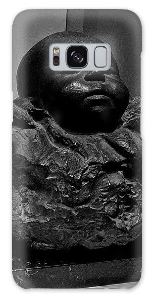 Baby Face Stone Art Galaxy Case