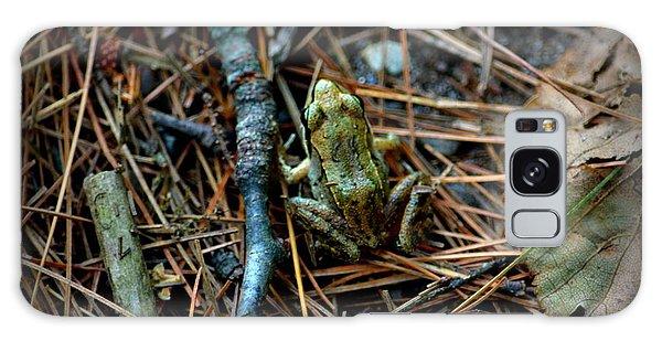 Baby Frog Galaxy Case