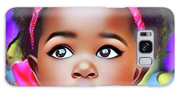 Baby Girl Galaxy Case