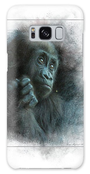 Baby Gorilla Galaxy Case