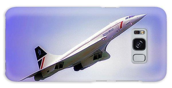 Bac Concorde  Galaxy Case