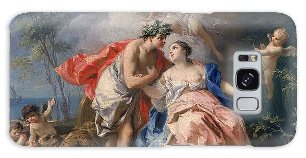Minotaur Galaxy Case - Bacchus And Ariadne by Jacopo Amigoni