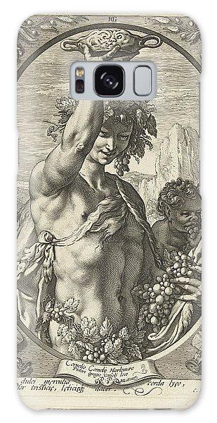 Bacchus God Of Ectasy Galaxy Case by R Muirhead Art