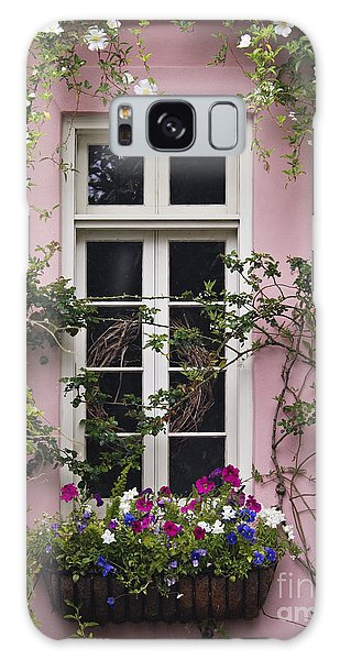 Back Alley Window Box - D001793 Galaxy Case