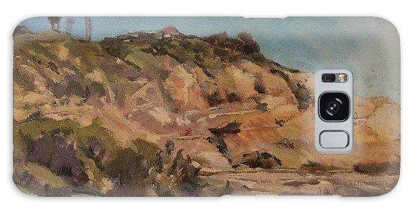 Back Bay Cliff 1 Galaxy Case