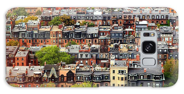 Back Bay Galaxy Case by Rick Berk