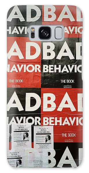Bad Behavior Galaxy Case