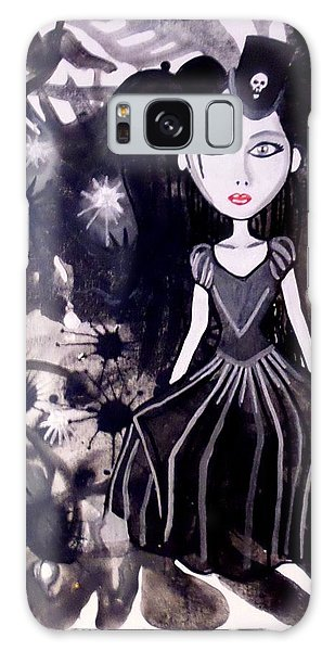 Bad Doll  Galaxy Case