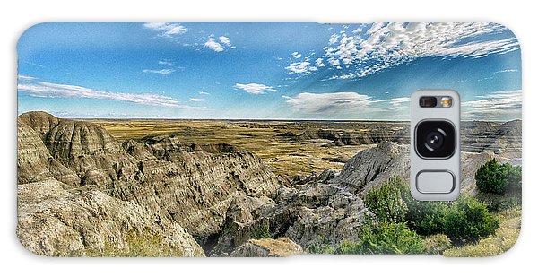 Bad Lands South Dakota.... Galaxy Case