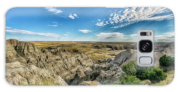Bad Lands South Dakota.... Galaxy Case