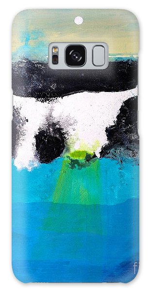 Bad Moon Rising Galaxy Case