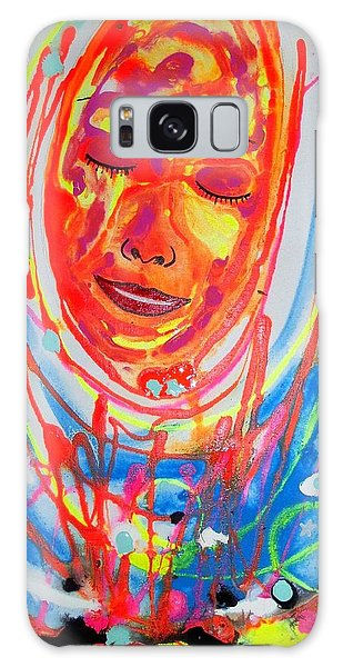 Baddreamgirl Galaxy Case
