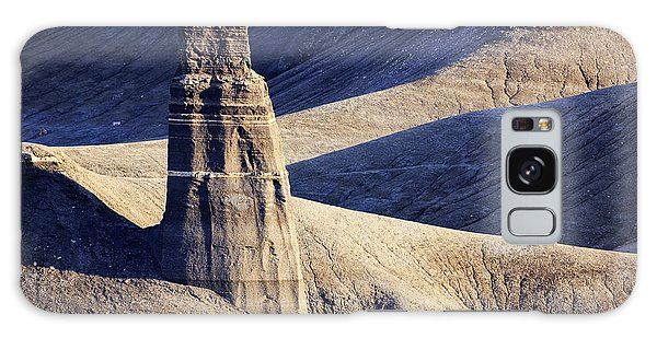 Desert View Tower Galaxy Case - Badlands Monolith by Johnny Adolphson