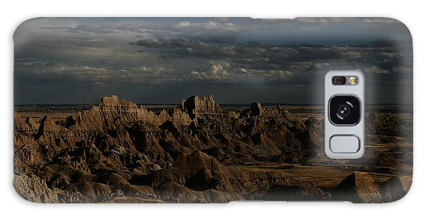 Badlands National Park Galaxy Case