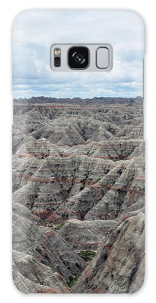 Galaxy Case featuring the photograph Badlands National Park by Kyle Hanson
