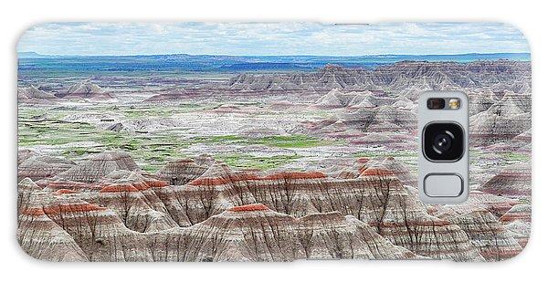 Badlands National Park Landscape Galaxy Case