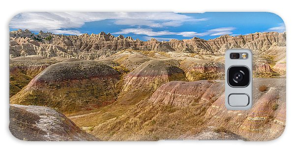 Badlands South Dakota Galaxy Case