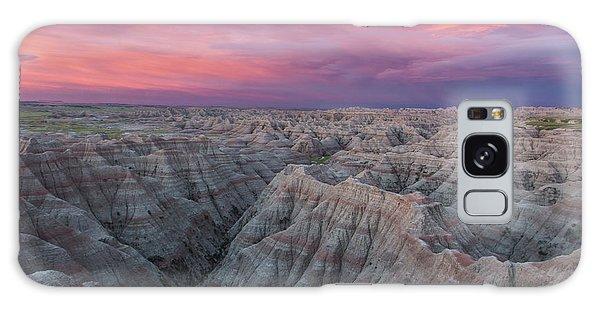 Badlands Sunrise Galaxy Case