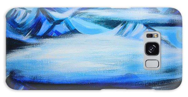 Baffin Island Galaxy Case by Anna  Duyunova
