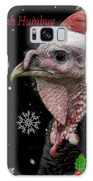Turkey Galaxy Case - Bah Humbug by Paul Neville