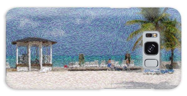 Bahamas Galaxy Case - Bahamas by Julie Niemela