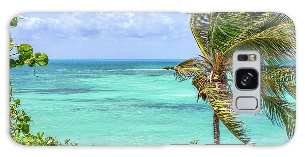Bahia Honda State Park Atlantic View Galaxy Case