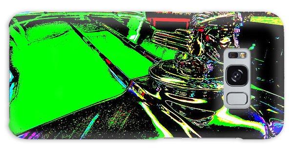 Bahre Car Show II 24 Galaxy Case by George Ramos