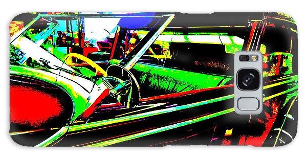 Bahre Car Show II 31 Galaxy Case by George Ramos