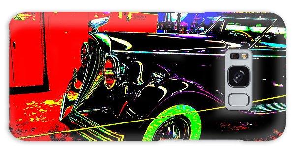 Bahre Car Show II 32 Galaxy Case by George Ramos