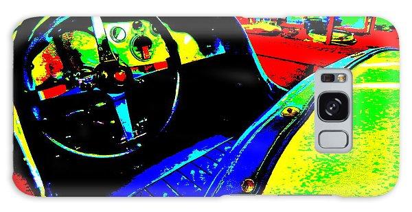 Bahre Car Show II 35 Galaxy Case by George Ramos