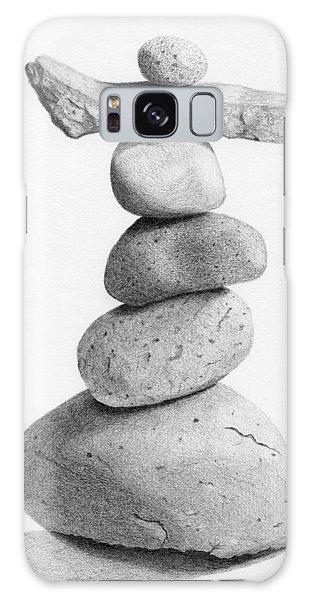 Balance 4  Drawing  Galaxy Case