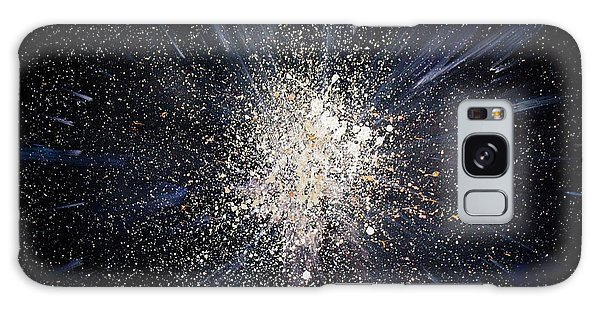 Galaxy Case featuring the painting Balance by Michael Lucarelli