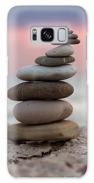Sea Stacks Galaxy Case - Balance by Stelios Kleanthous